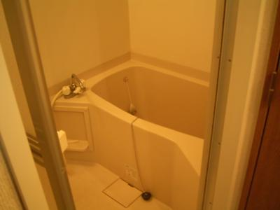 【浴室】メゾン・ド・ヴィレ中目黒