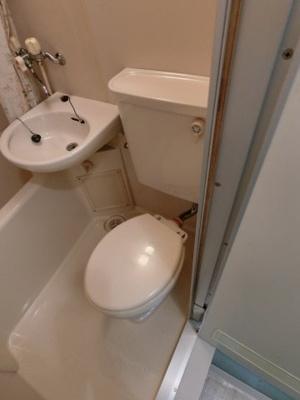 【トイレ】ルネ牧落