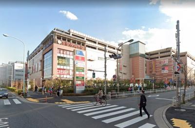 ショッピングセンターsunamo南砂町 徒歩1分