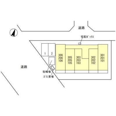 【区画図】アバンス大宮