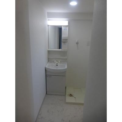 【洗面所】平和第2マンション