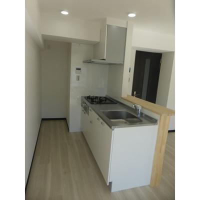 【キッチン】平和第2マンション