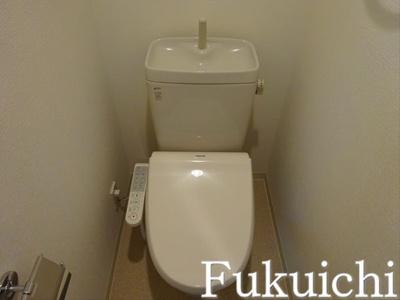 【トイレ】ラクラス学芸大学