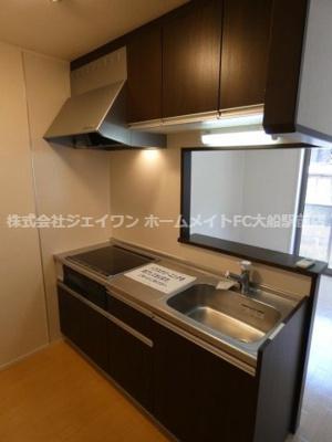 【キッチン】フィカーサ鎌倉