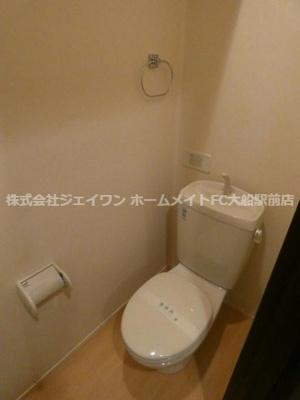 【トイレ】フィカーサ鎌倉
