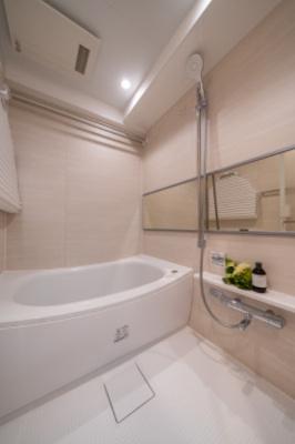 【浴室】ルモンド南麻布