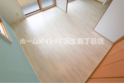 【洋室】グローリーマンション