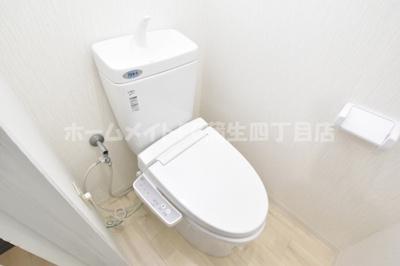 【トイレ】グローリーマンション