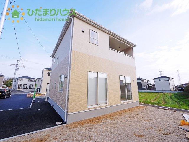 【完成予想図】土浦市藤沢第4 新築戸建 2号棟