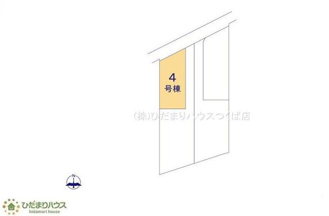 【その他】土浦市藤沢第4 新築戸建 4号棟