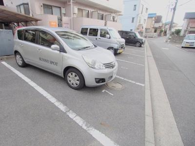 【駐車場】M・キャロット