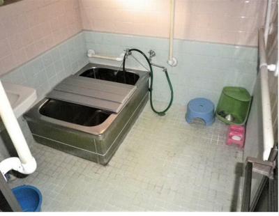 【浴室】橋本市高野口町