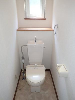 【トイレ】一戸建