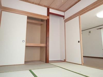 【和室】一戸建