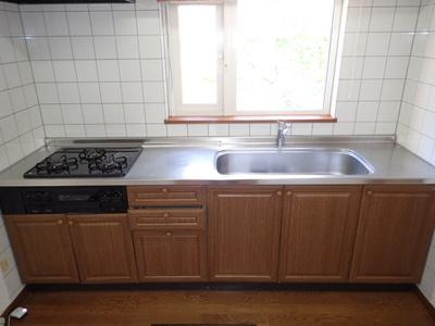 【キッチン】一戸建