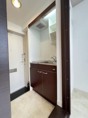 【浴室】パティナージュ池上