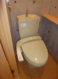 【トイレ】岐阜県羽島市竹鼻錦町一棟マンション