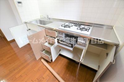 【キッチン】サンシード城東