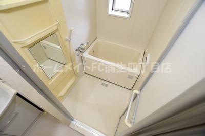【浴室】サンシード城東