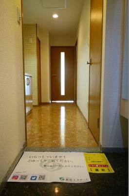 【玄関】グロリア・デオ