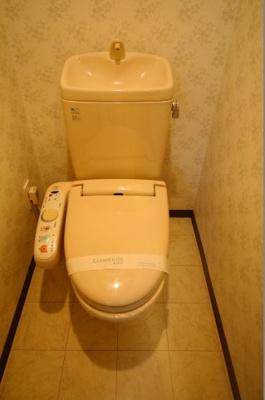 【トイレ】グロリア・デオ