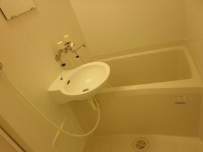 【浴室】レオパレスフリーデ