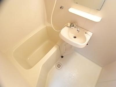 【浴室】ササキハイツ