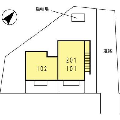 【区画図】ガーデンプレイスⅢ