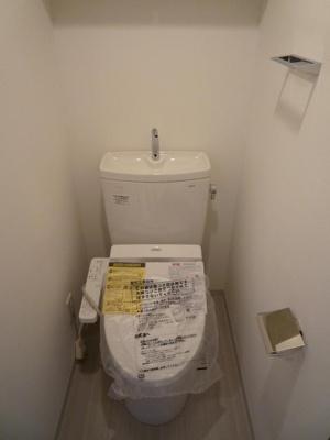【トイレ】フェルクルールプレスト町屋駅前