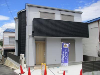 【外観】西舞子9丁目新築戸建