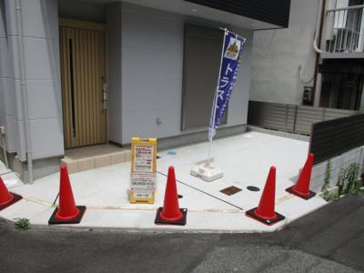 【駐車場】西舞子9丁目新築戸建