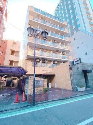 【外観】ライオンズマンション新宿5丁目