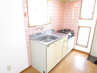 【キッチン】ハイツバロン6