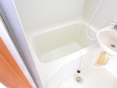 【浴室】ハイツバロン6