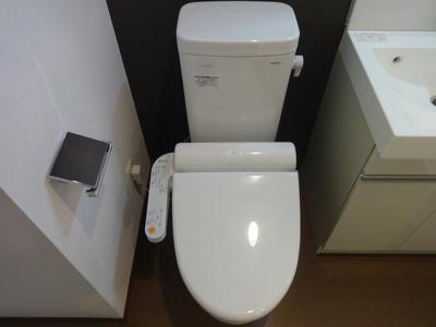 【トイレ】レアライズ新御徒町