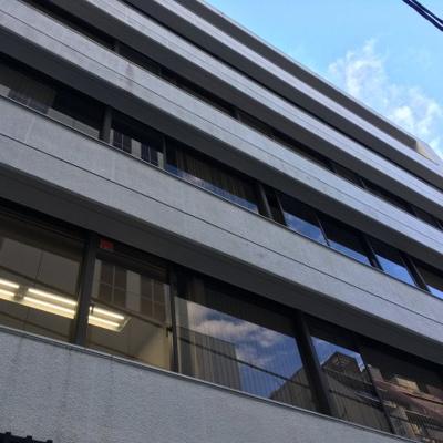 【外観】銀座ワカホビル