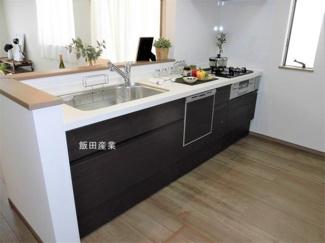 キッチン施工例です。