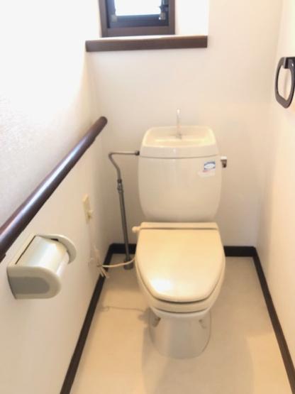 【トイレ】八幡町中古一戸建