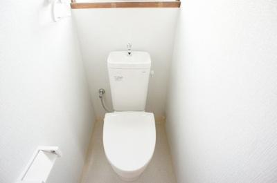【トイレ】取手市下高井戸建