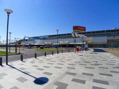 東武伊勢崎線:太田駅まで1670m