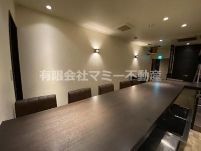 【内装】西新地店舗S