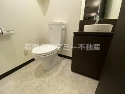 【トイレ】西新地店舗S