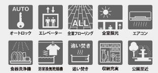 【設備】藤和仙川コープ