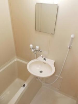【浴室】シティハイツ林