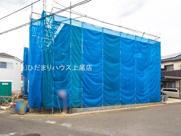 上尾市小泉 第10 新築一戸建て クレイドルガーデン 01の画像
