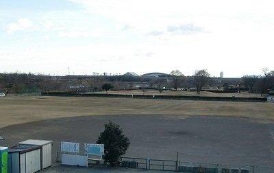 吉岡町緑地運動公園まで3800m