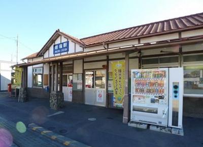 両毛線・岩宿駅まで1500m