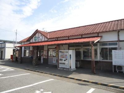 岩宿駅(JR 両毛線)まで908m