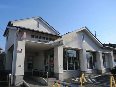 渋川金井郵便局まで1900m