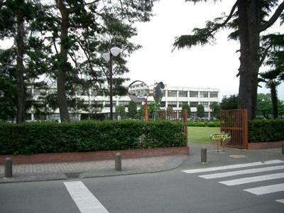 関東学園短期大学まで1m